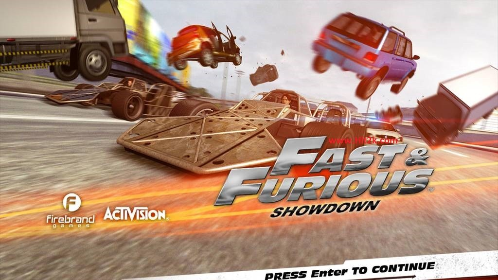 Fast and Furious Showdown Free Download Pc Games Free