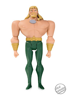 SDCC 2018 DC Collectibles Justice League Animated Series Action Figures Aquaman