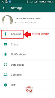 how to delete whatsapp account permanently online