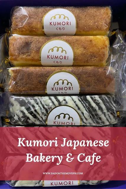 Pastries at Kumori Japanese Bakery & Café