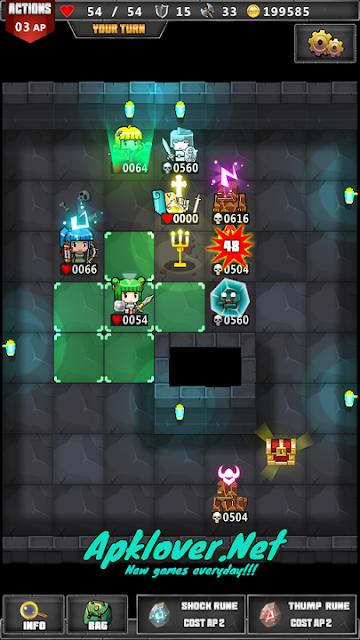 Portable Dungeon Legends MOD APK