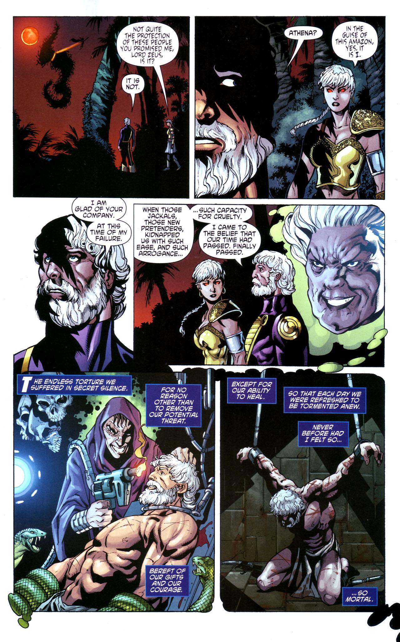 Read online Wonder Woman (2006) comic -  Issue #39 - 15