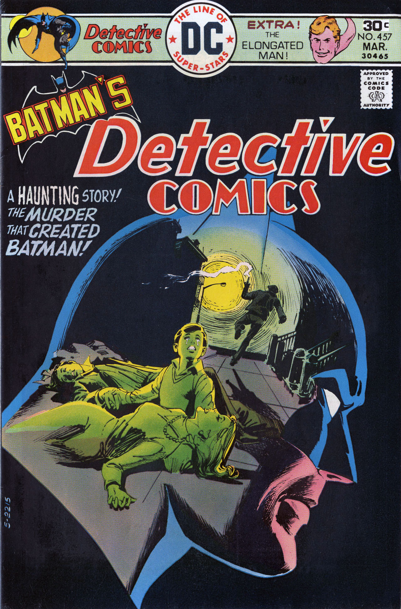 Detective Comics (1937) 457 Page 1