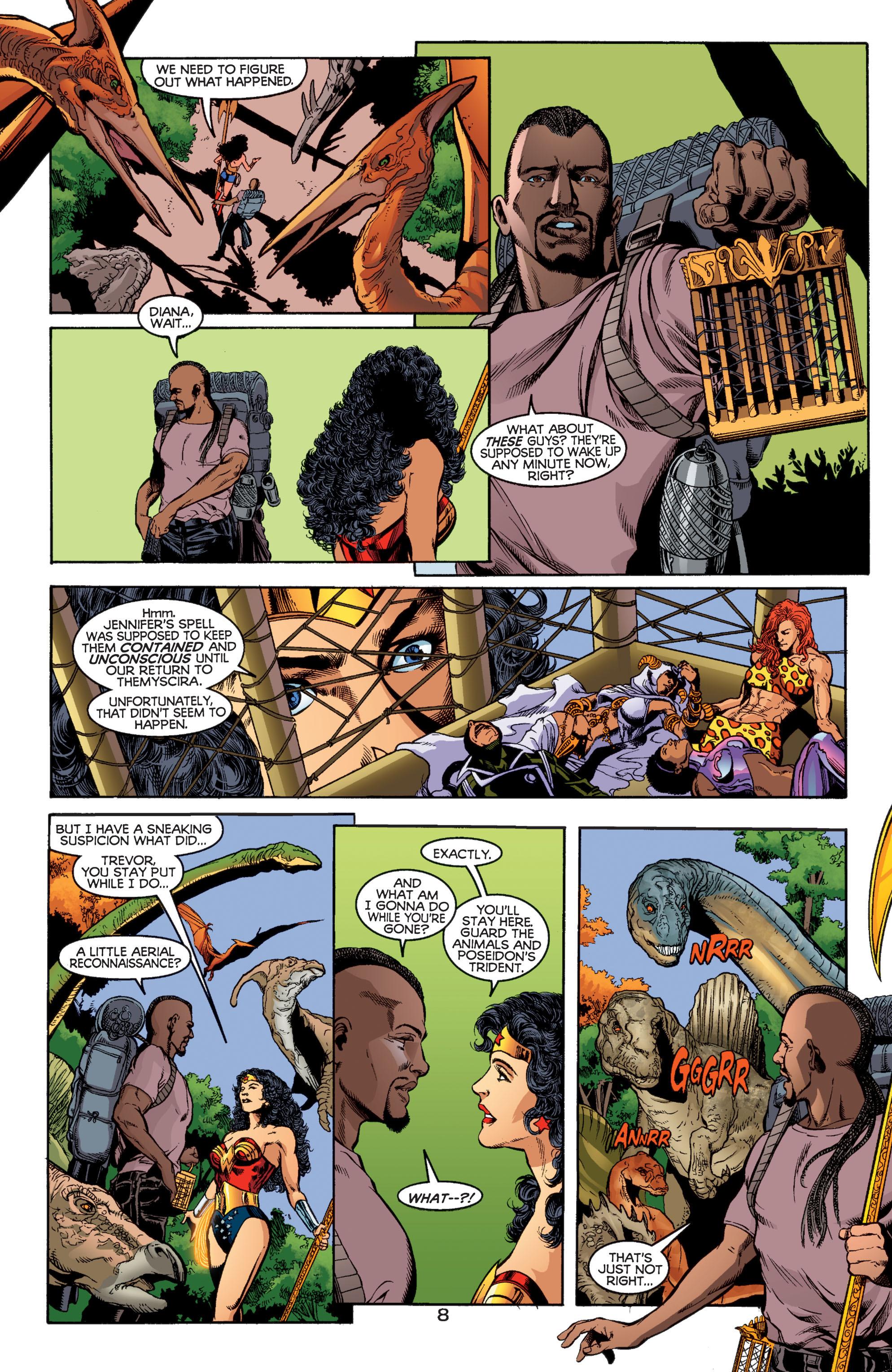 Read online Wonder Woman (1987) comic -  Issue #184 - 8