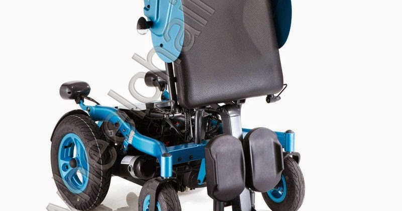 Automatic Wheelchair Brakes System Wheelchair India