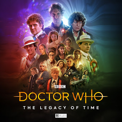the Fifth Doctor The Legacy of Time