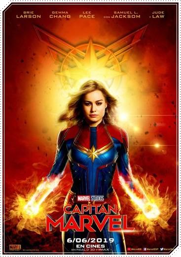 Capitã Marvel Torrent (2019) – BluRay 720p | 1080p Dual Áudio / Dublado