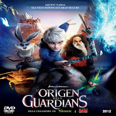 L'origen dels Guardians - [2012]