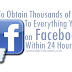 Buy 5000 Facebook Likes For $1 [Guaranteed Service]