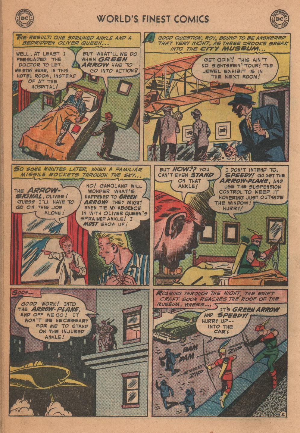 Read online World's Finest Comics comic -  Issue #72 - 18