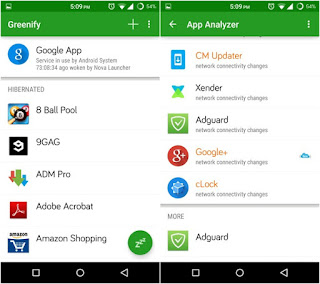 Greenify Pro v4.3.2.0 build 43200 Mod APK With All Experimental Features Unlocked Is Here !
