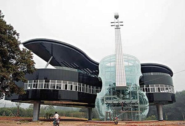 The Piano House, China