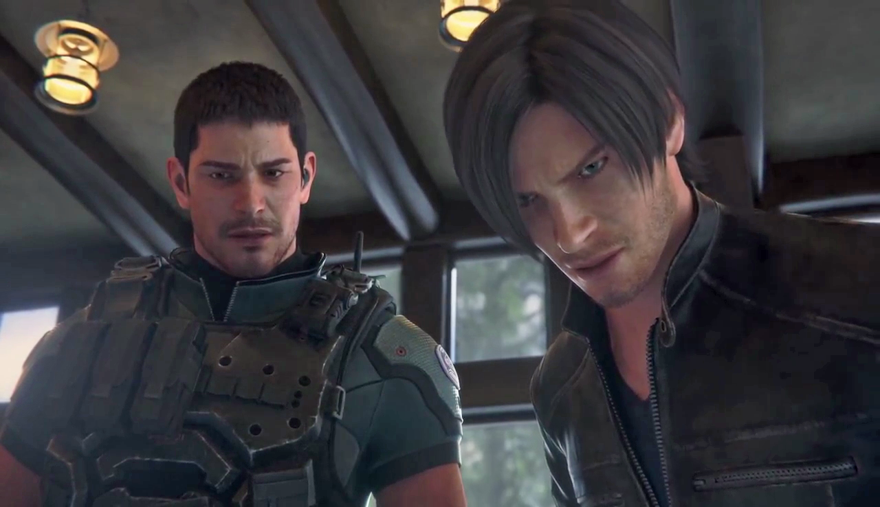Strange Dark Stories Resident Evil Vendetta