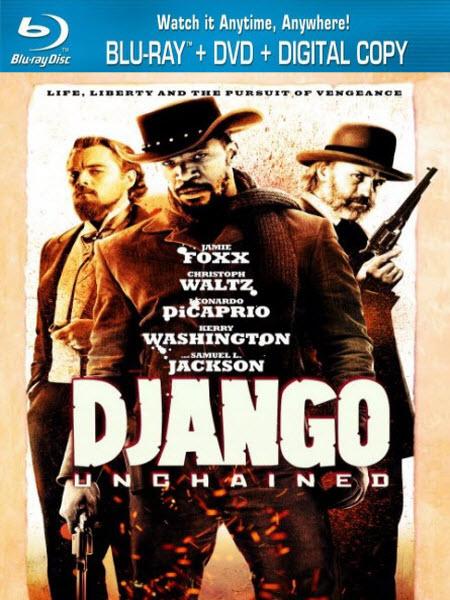 Django Unchained 2012 Daul Audio BRRip 1080p HEVC x265