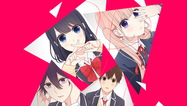 Koi to Uso Episode 1-12 (END) Batch Subtitle Indonesia