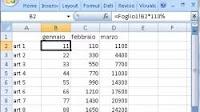 Diventare bravi con Excel sui fogli di calcolo (anche con LibreOffice e Google Drive)