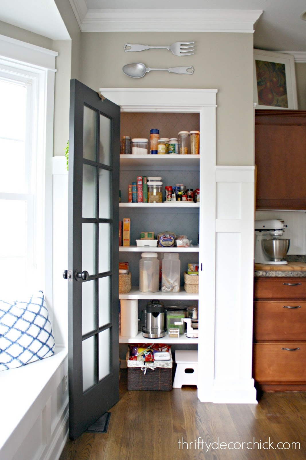 tips for organizing pantry