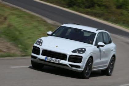 Porsche Cayenne E-Hybrid test, Almost rational?