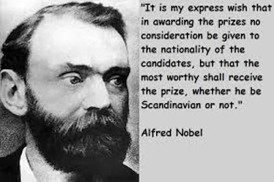 the history and prestige of the nobel prize The nobel prize is considered the world's most prestigious award legacy of alfred nobel the nobel prize is the legacy of sweden's a history of culture and.