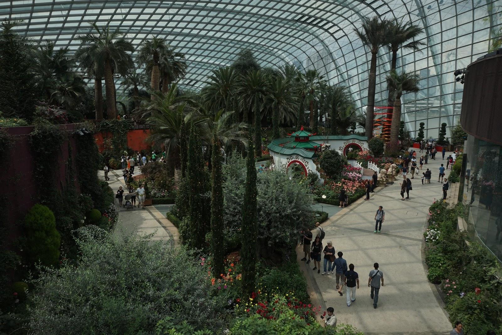 My Passion Tiket Masuk Garden By The Bay Singapore Anak Di Area Ini Suhu Lebih Kering Namun Tetap Sejuk Ada Sekitar 30000 Jenis Bunga Dari 150 Spesies Yang Diambil Seluruh Dunia