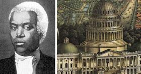 Benjamin Banneker, czarnoskóry architekt, który pomógł zaprojektować Waszyngton, DC