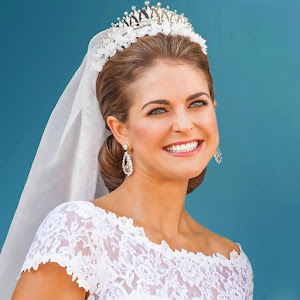 Style of Princess Madeleine of Sweden