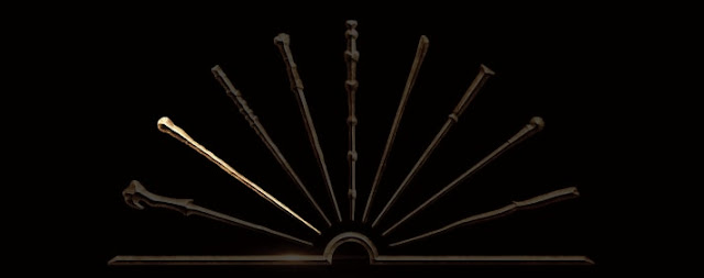 Um guia sobre as varinhas no novo logotipo do 'Mundo Mágico' | Rony Weasley | Ordem da Fênix Brasileira