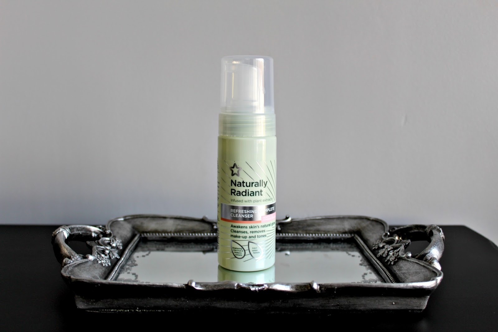 Superdrug Naturally Radiant Cleanser