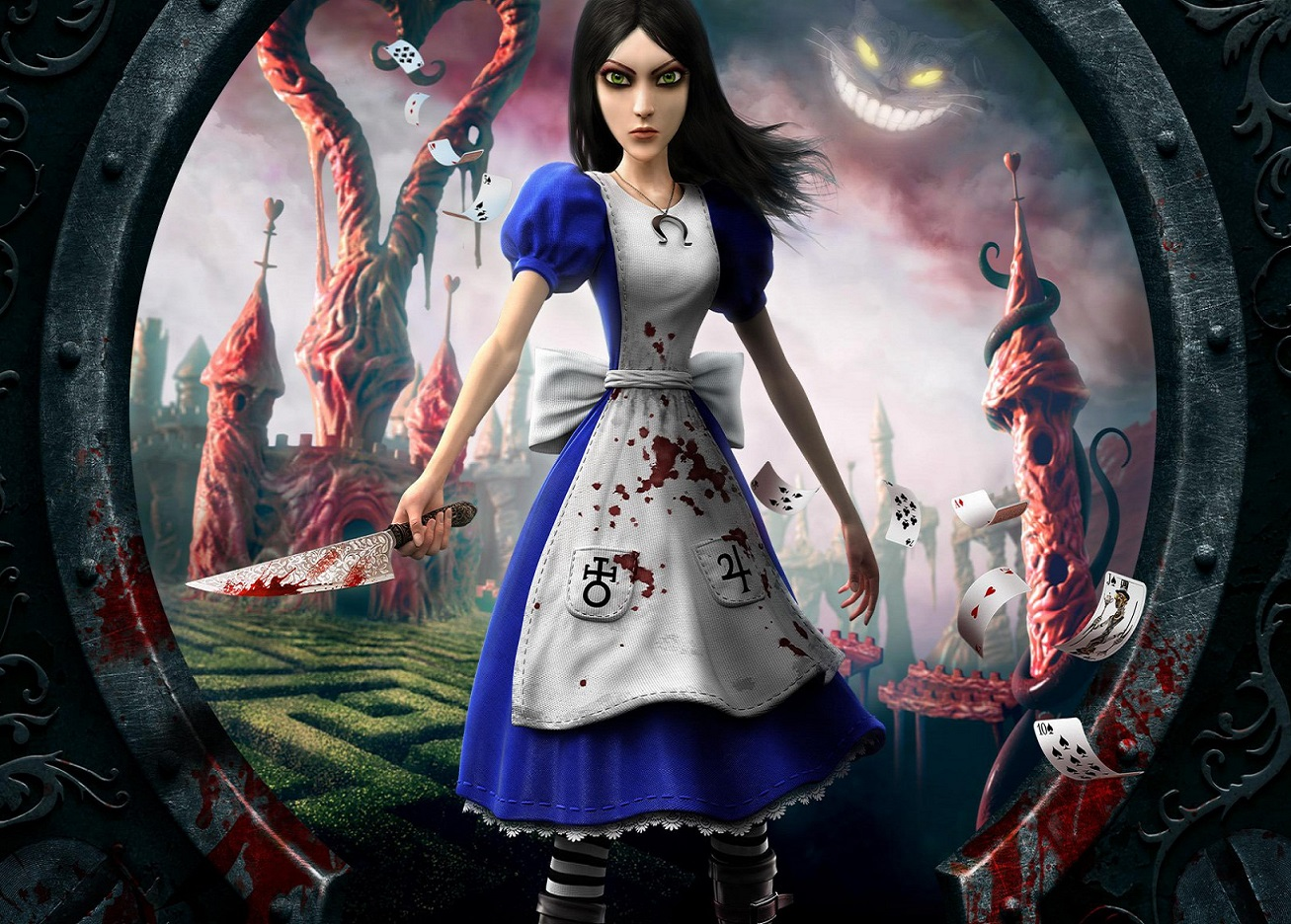 Alice Madness Returns PC Game Free Download Full Version