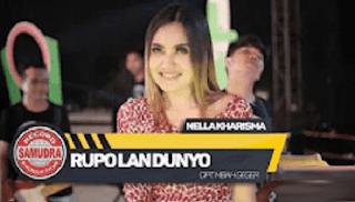 Lirik Lagu Rupo Lan Dunyo (Dan Artinya) - Nella Kharisma