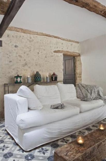 Decordemon country house in languedoc france - Casas estilo frances ...
