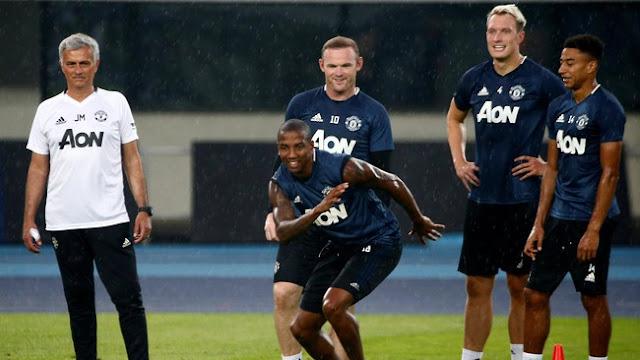 Lingard: Mourinho Senang Berkelakar