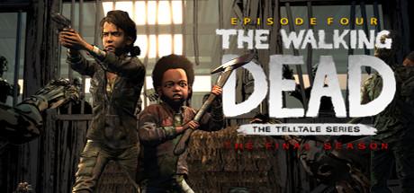 The Walking Dead: The Final Season (Episode 1-4)