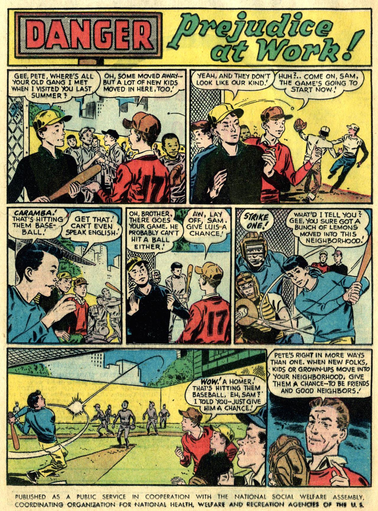 Read online Detective Comics (1937) comic -  Issue #247 - 16
