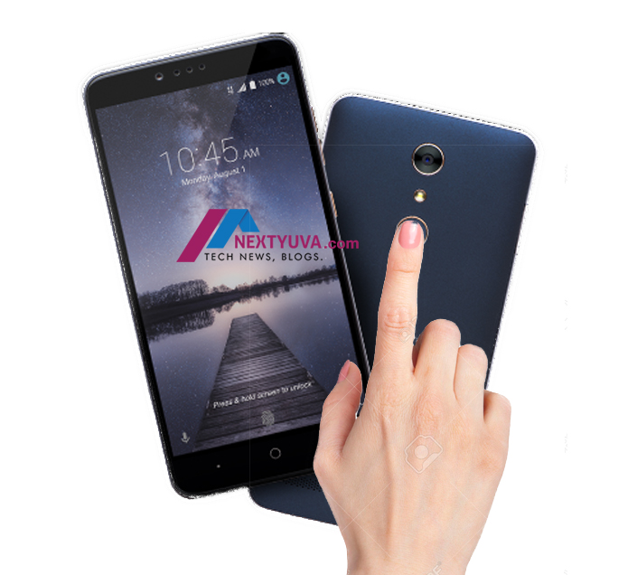 ZTE launches a phone with fingerprint sensor at low price, | NexT YuvA