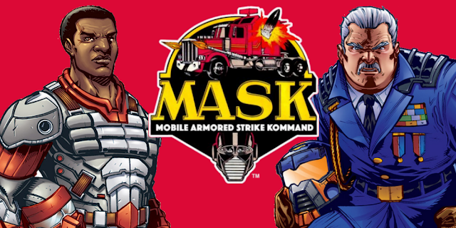 Prelude To 'M.A.S.K.': A Deeper Look At The Origin And Plot Details Of The New IDW Comic Book Series