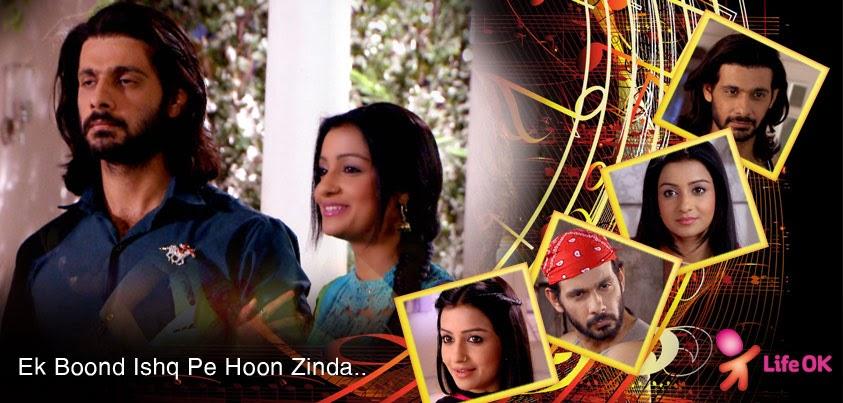 Ek boond ishq - Title song - Lyrics | Viraf Patel, Chhavi Pandey