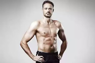 Men's Fitness magazine challenge Jamie Theakston to lose weight