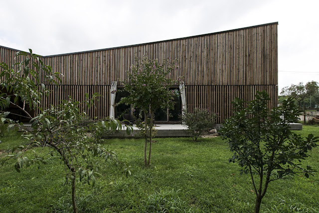Progetto Casa in Legno Lago di Garda