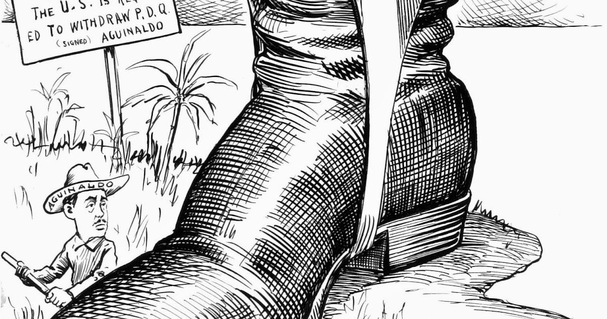 US History : How Do You Analyze a Political Cartoon