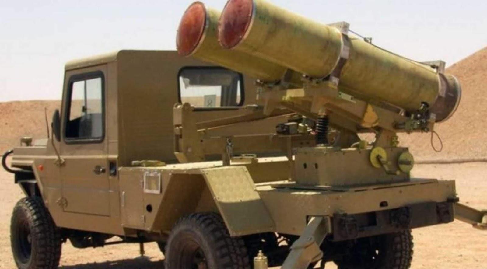 Sumber-sumber Israel mengakui Hamas memiliki roket yang mengubah permainan