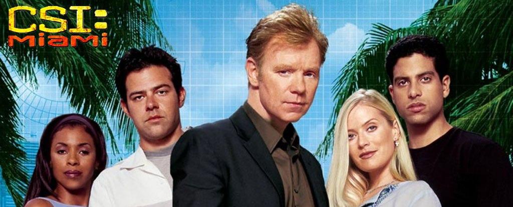 SÉRIES IN TORRENT CSI: Miami – 1ª a 10ª Temporadas Completas