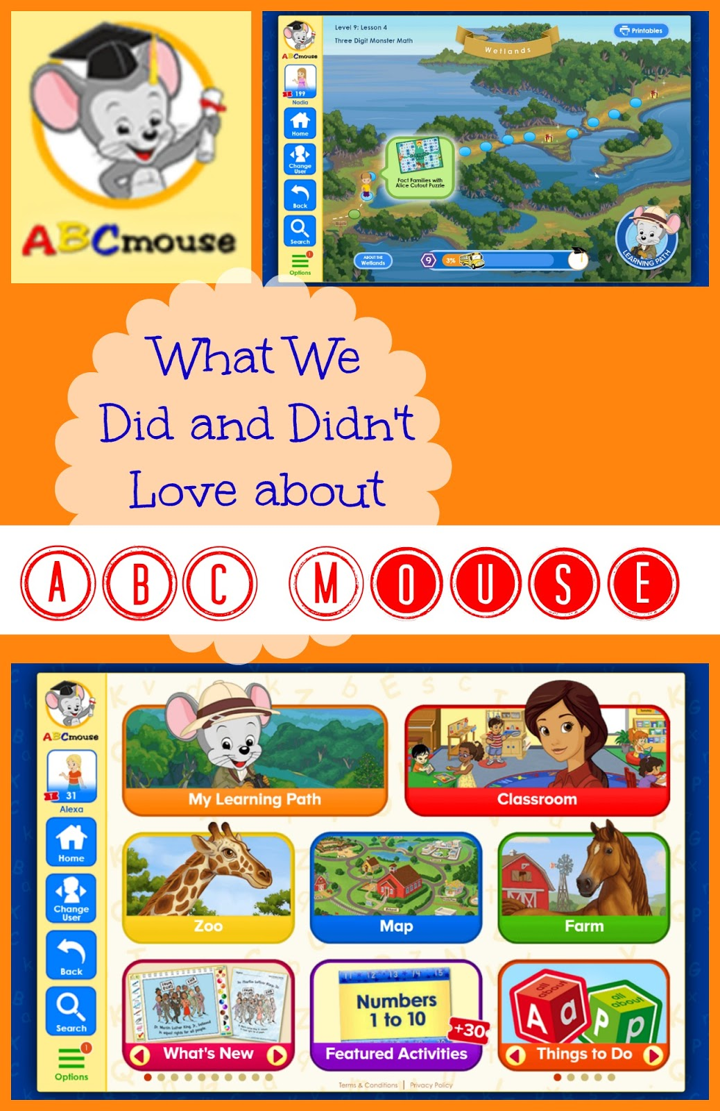 What We Did And Didn T Love About Abcmouse
