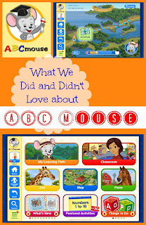 What We Did and Didn't Love about ABCmouse