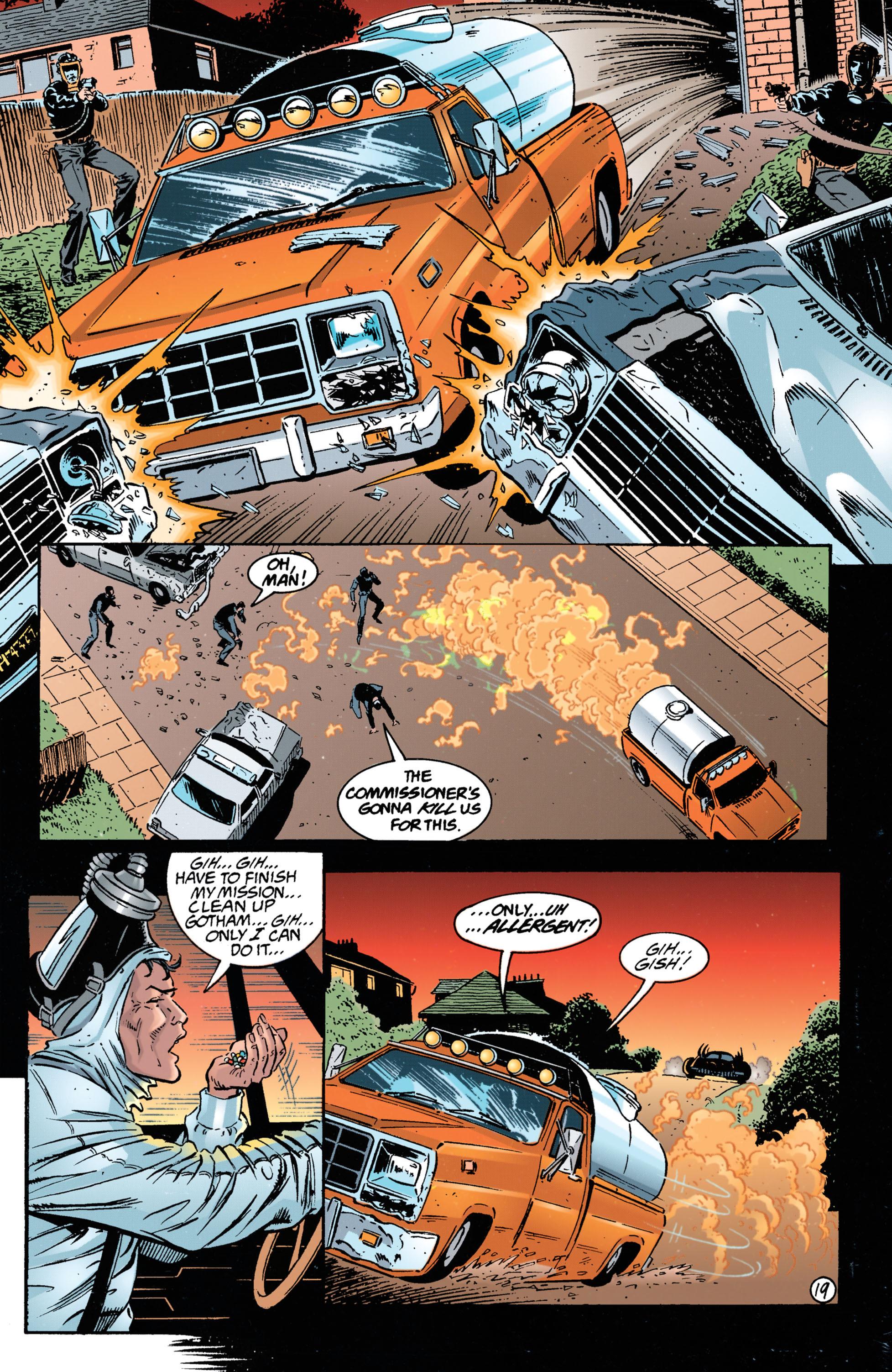 Detective Comics (1937) 693 Page 19