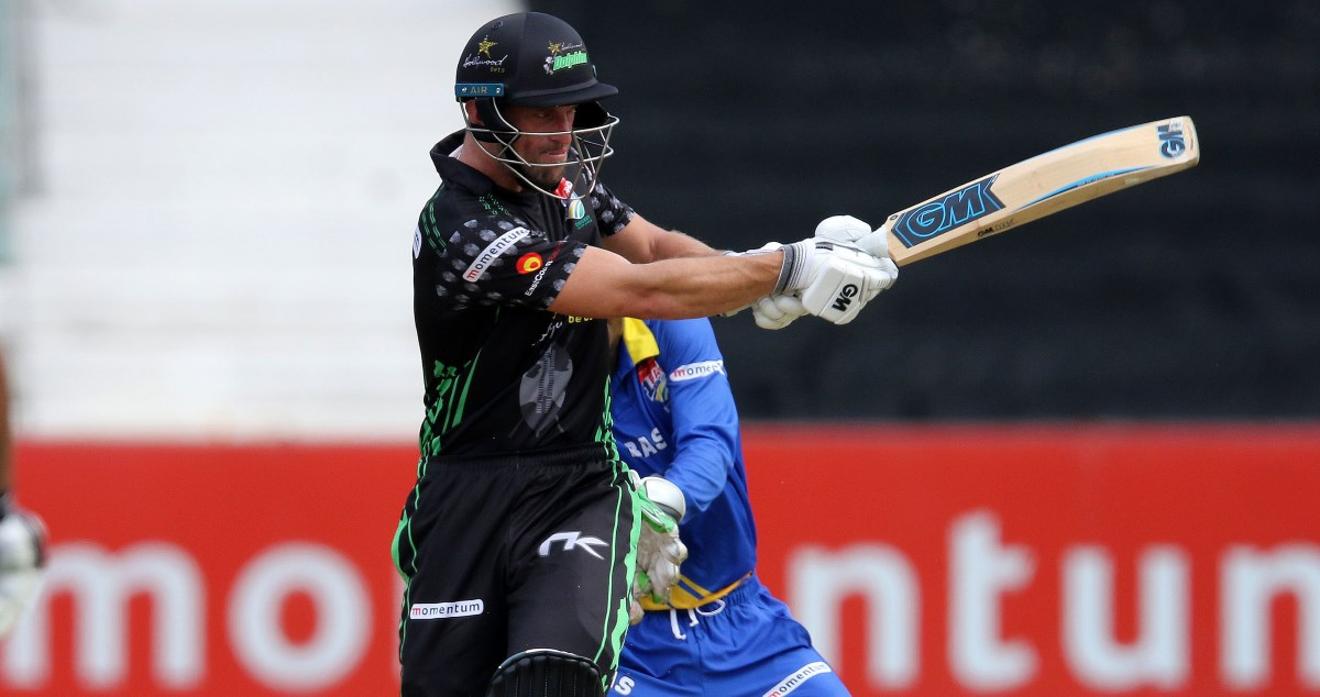 Dane Vilas - Hollywoodbets Dolphins - Cricket - One Day Cricket