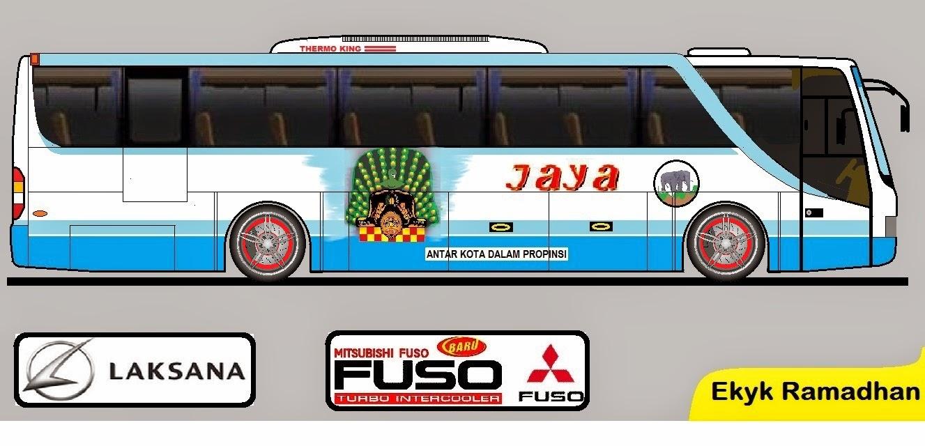 40 Gambar Modifikasi Pola Mobil Bus Terbaru Dan Terlengkap Motor Punk