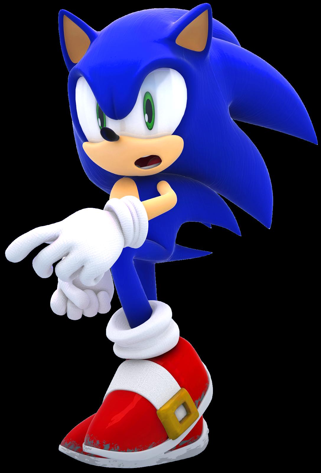 sonic the hedgehog - photo #2