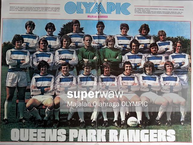 Queens Park Rangers 1981