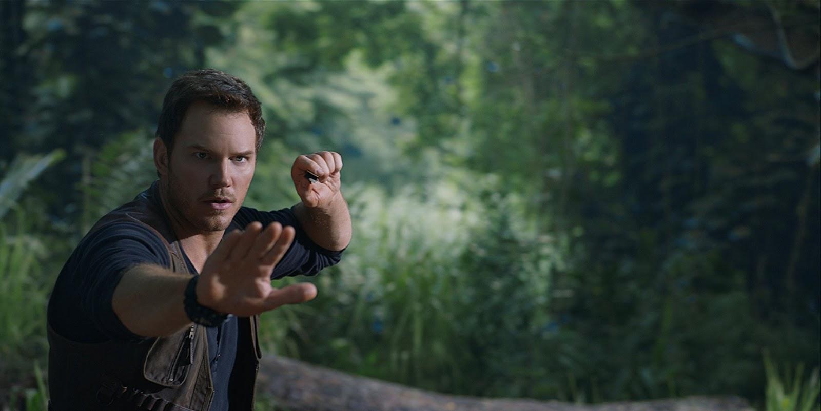Jurassic World: Fallen Kingdom Movie Review - DC Outlook
